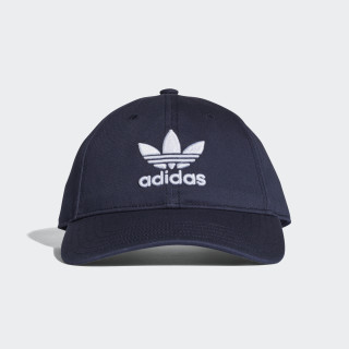 Trefoil Classic Cap Collegiate Navy/White CD6973