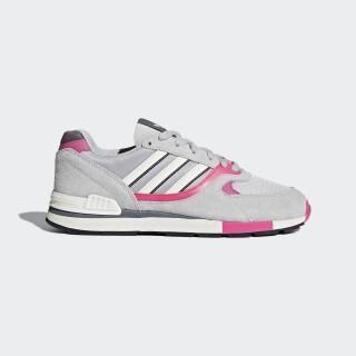 Quesence Shoes Grey Two/Shock Pink/Grey Four CQ2131