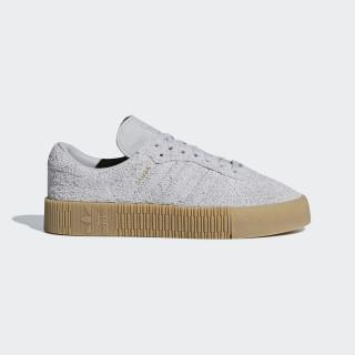 Samba Rose Shoes Grey / Grey / Gum B37860