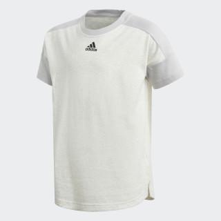Camiseta Stadium WHITE MELANGE/GREY TWO F17 DJ1432