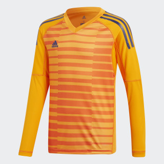 AdiPro Goalkeeper Jersey Lucky Orange / Orange / Unity Ink CV6356