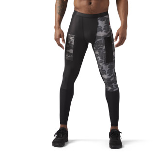 Reebok CrossFit Compression Tight Black CE2633
