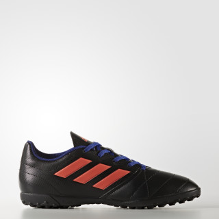 Calzado de Fútbol ACE 17.4 Césped Artificial CORE BLACK/EASY CORAL S17/MYSTERY INK F17 BY2814
