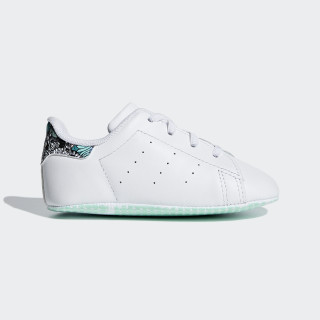 Stan Smith Crib Shoes Ftwr White / Clear Mint / Clear Mint AQ1717