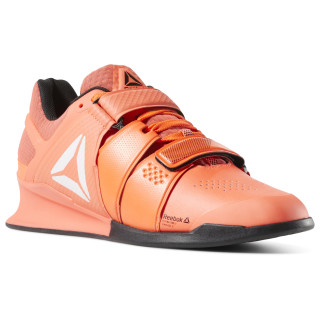 Reebok Legacy Lifter Vitamin C / White / Black DV4674