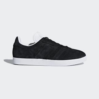 Gazelle Stitch and Turn Shoes Core Black/Core Black/Ftwr White CQ2358