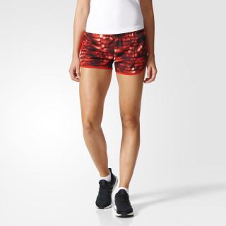Shorts M10 Graphic CORE RED AZ8456