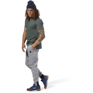Pantalon Training Supply Knit Mgh Solid Grey CY4880