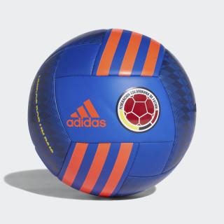 Balón de Fútbol Colombia BOLD BLUE/SOLAR RED CD8503