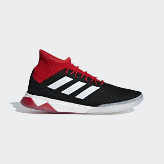 Predator Tango 18.1 Trainers Core Black / Cloud White / Red DB2063