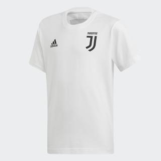 Juventus Turin Graphic T-Shirt White FI2395
