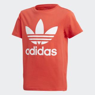 Camiseta Trefoil BRIGHT RED/WHITE DH2474