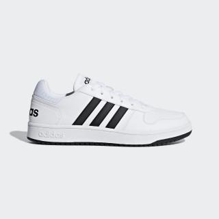Hoops 2.0 Shoes Ftwr White / Core Black / Ftwr White F34841
