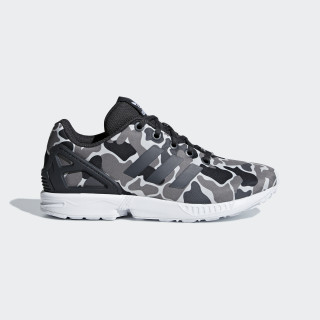ZX Flux Shoes Carbon / Carbon / Ftwr White AQ1735