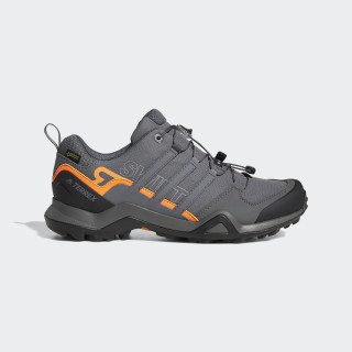 Terrex Swift R2 GTX Shoes Grey / Grey / Hi-Res Orange AC7968