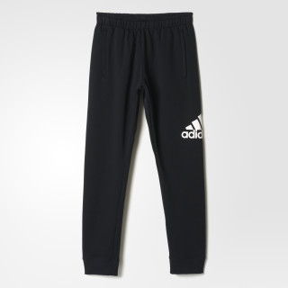 Pantalón Sport Essentials Logo BLACK/WHITE AB6527