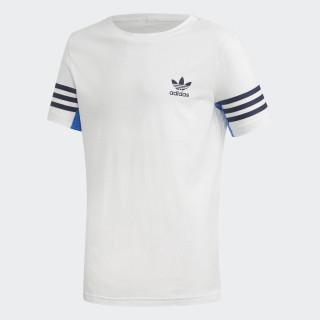 Authentics Tee White / Bluebird / Collegiate Navy DH4838