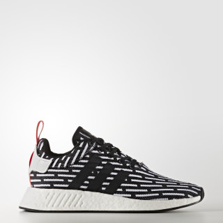 NMD_R2 Primeknit Shoes Core Black / Core Black / Cloud White BB2951