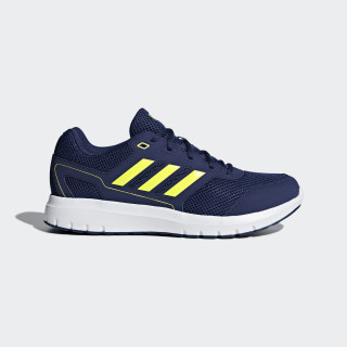 Duramo Lite 2.0 Schoenen Dark Blue / Shock Yellow / Ftwr White B75579
