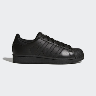 Superstar Foundation Shoes Core Black/Core Black/Core Black B25724
