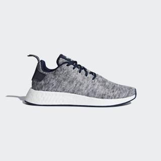 UA&SONS NMD R2 Shoes Core Heather/Matte Silver/Ftwr White DA8834