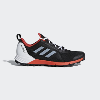 Terrex Agravic Speed Shoes Core Black/Ftwr White/Hi-Res Red CM7578