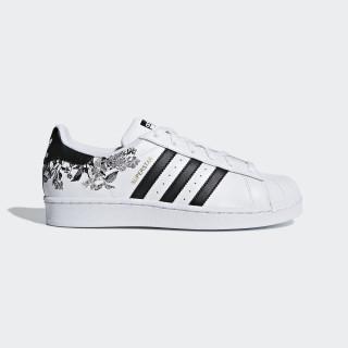 Superstar Shoes Cloud White / Core Black / Gold Metallic CG6407