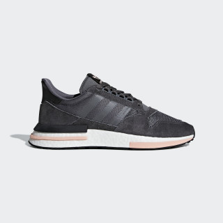 Sapatos ZX 500 RM Grey Five / Ftwr White / Clear Orange B42217