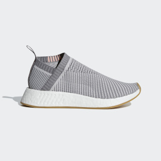 NMD_CS2 Primeknit Shoes Grey / Clear Orange / Cloud White DB2773