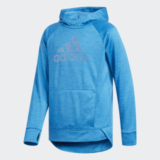 PUSH IT PULLOVER Bright Blue CL2160