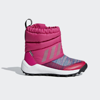 RapidaSnow Beat the Winter Stiefel Real Magenta / Reflective Silver / Ftwr White AH2605