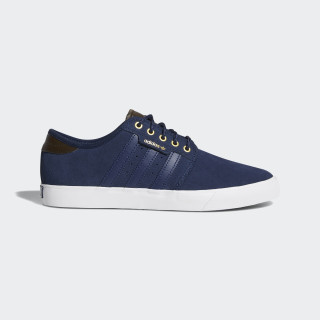 Seeley Shoes Collegiate Navy / Umber / Ftwr White B27785