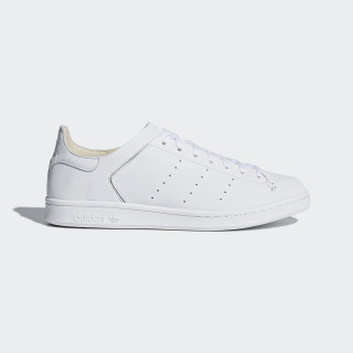Stan Smith Leather Sock Shoes Cloud White / Cloud White / Cloud White CQ3031