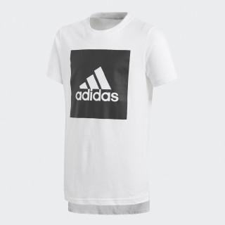 Essentials Logo T-Shirt White/Black CF6519