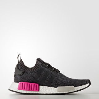 NMD_R1 Shoes Core Black / Core Black / Shock Pink BB2364