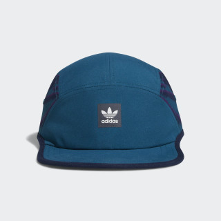 Five-Panel Court Cap Real Teal DH2583