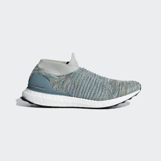 Ultraboost Laceless Shoes Ash Silver / Ash Silver / Core Black CM8266
