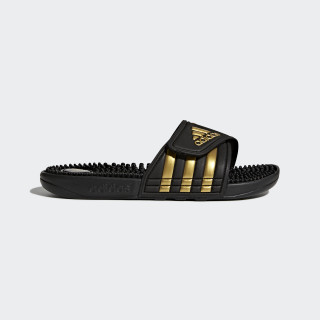 Adissage Slides Core Black / Gold Metallic / Core Black CM7921