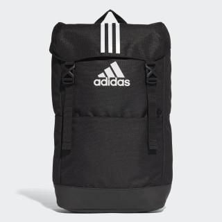3-Stripes Backpack Black / White / White CF3290