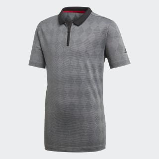 Barricade Polo Shirt Black DH2781