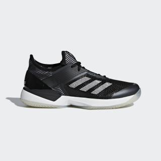 Adizero Ubersonic 3.0 Clay Shoes Core Black/Ftwr White/Core Black CM7753