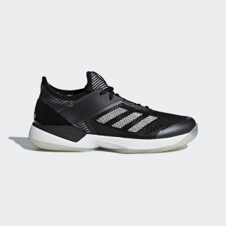 Zapatilla adizero Ubersonic 3.0 Clay Core Black/Ftwr White/Core Black CM7753