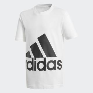Essentials Big Logo T-Shirt White/Black BP8760