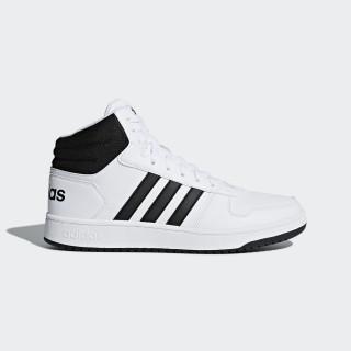 Hoops 2.0 Mid Shoes Ftwr White / Core Black / Core Black BB7208
