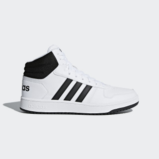 VS Hoops Mid 2.0 Shoes Ftwr White / Core Black / Core Black BB7208