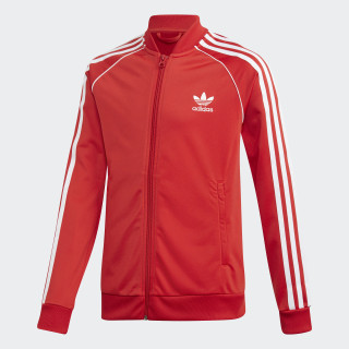 SST Track Jacket Collegiate Red DH2653