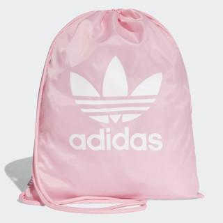 Trefoil Gym Sack Light Pink D98919