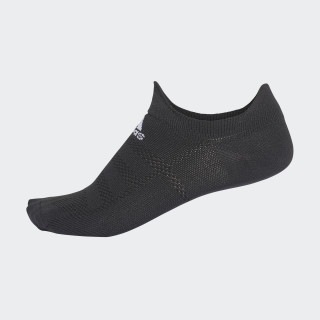 Socquettes invisibles Alphaskin Ultralight Black / White CG2678