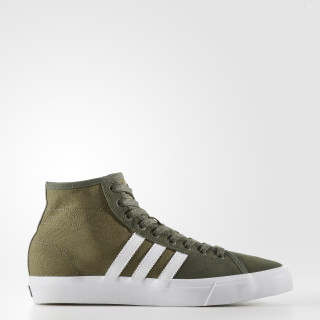 Matchcourt High RX Shoes Olive Cargo / Cloud White / Base Green BY3992
