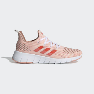 Asweego Shoes Clear Orange / Solar Red / Raw White F35567